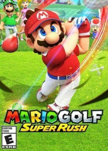 Mario Golf: Super Rush (Nintendo Switch) eShop Key ISRAEL