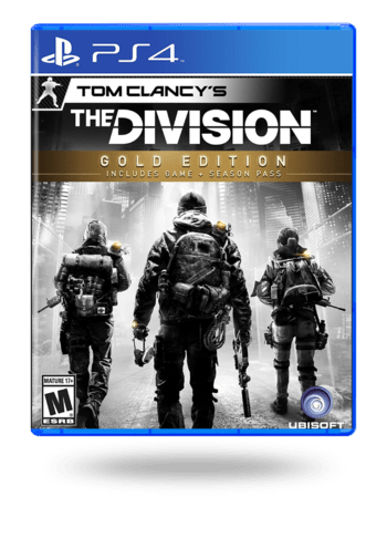 Tom Clancy's The Division Gold Edition PlayStation 4