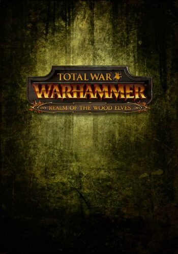 Total War: Warhammer - The Realm of the Wood Elves (DLC) Steam Key GLOBAL