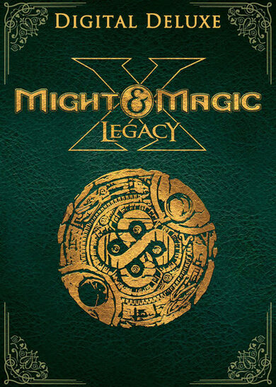 Might & Magic X Legacy (Deluxe Edition) Uplay Key GLOBAL