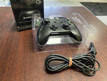 Su Garantija PDP wired controller, Xbox ONE, Series laidinis pultas pultelis A23