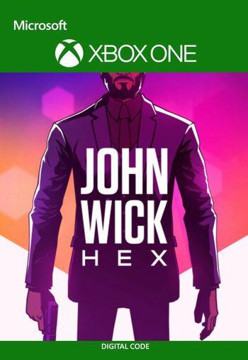 John Wick Hex XBOX LIVE Key EUROPE