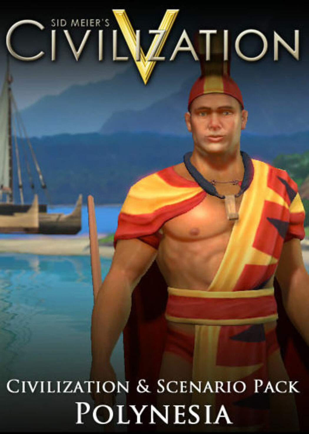 Civilization v - civ and scenario pack: polynesian