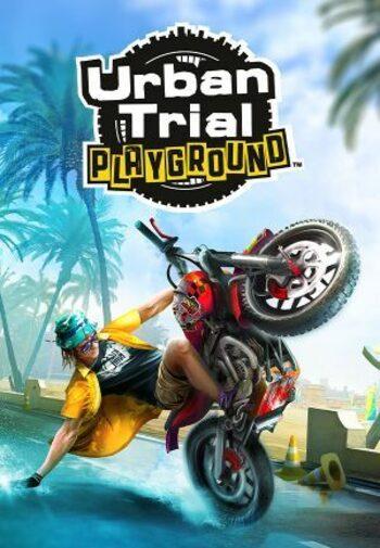 Urban Trial Playground Steam Key GLOBAL