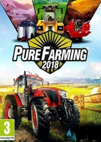 Pure Farming 2018 + Preorder Bonuses (PL/HU) Steam Key GLOBAL