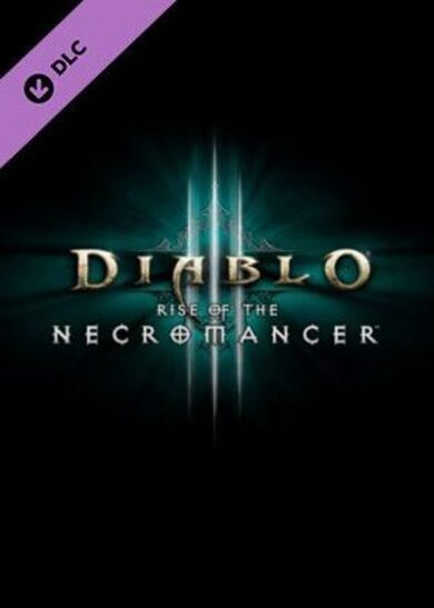 Diablo 3 - Rise of the Necromancer Batle.net Key EUROPE