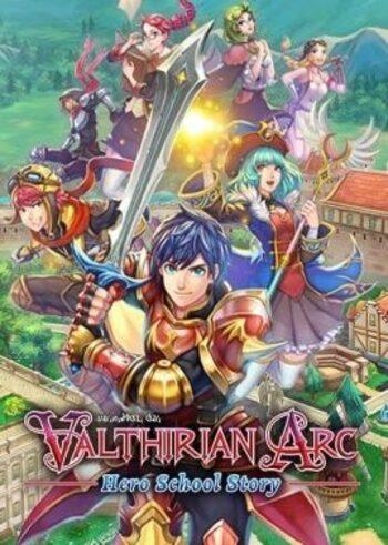 Valthirian Arc: Hero School Story (Nintendo Switch) eShop Key EUROPE