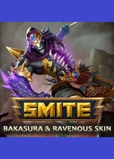 SMITE - Bakasura & Ravenous Skin Key GLOBAL