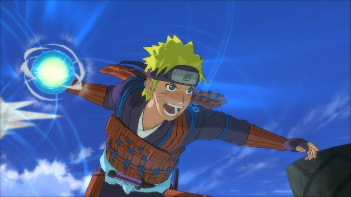 Naruto Shippuden: Ultimate Ninja Storm 3 Full Burst Steam Key GLOBAL