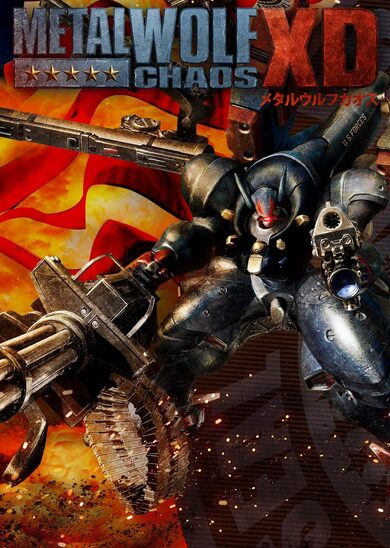Metal Wolf Chaos XD Steam Key GLOBAL