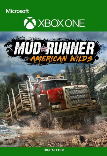 MudRunner - American Wilds Edition XBOX LIVE Key UNITED STATES