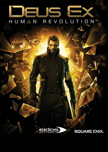Deus Ex: Human Revolution - Explosive Mission + Tactical Enhancement Packs Steam Key GLOBAL