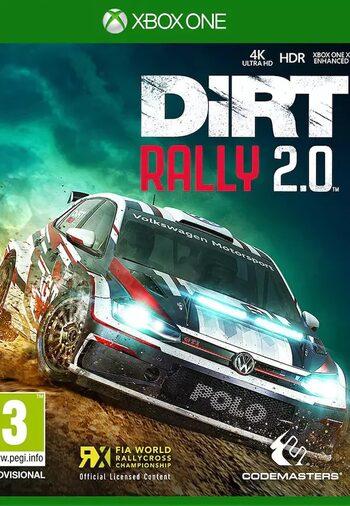 DiRT Rally 2.0 (Xbox One) Xbox Live Key UNITED STATES