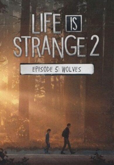 Life is Strange 2 - Episode 5 (DLC) Steam Key GLOBAL