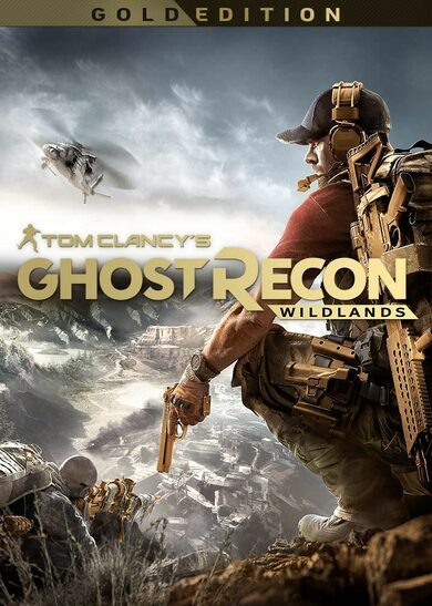 Tom Clancy's Ghost Recon: Wildlands (Gold Edition) Uplay Key EUROPE