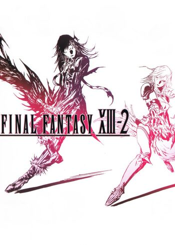 Final Fantasy XIII-2 Steam Key GLOBAL