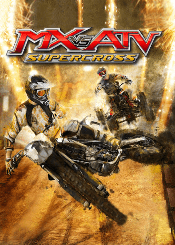 MX vs. ATV Supercross Encore Steam Key GLOBAL
