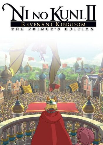 Ni No Kuni II: Revenant Kingdom The Prince's Edition Steam Key GLOBAL
