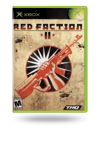 Red Faction II Xbox
