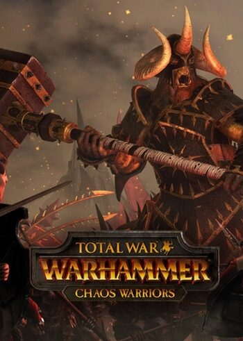 Total War: WARHAMMER - Chaos Warriors Race Pack (DLC) Steam Key GLOBAL