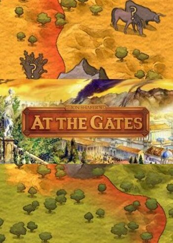 Jon Shafer's At the Gates Steam Key GLOBAL