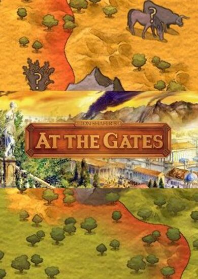 Jon Shafer's At the Gates Steam Key GLOBAL