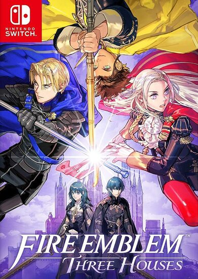 Fire Emblem: Three Houses (Nintendo Switch) eShop Key EUROPE