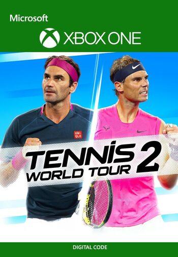 Tennis World Tour 2 XBOX LIVE Key EUROPE