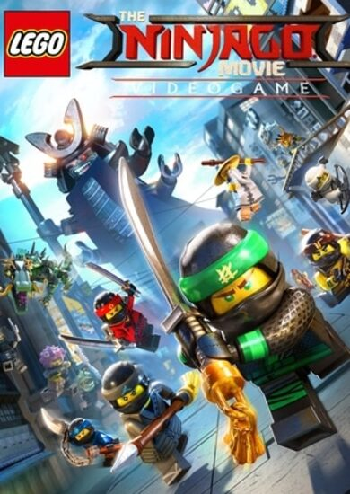 LEGO: Ninjago Movie Steam Key EUROPE