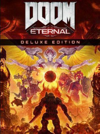 DOOM Eternal Deluxe Edition Bethesda.net Key GLOBAL