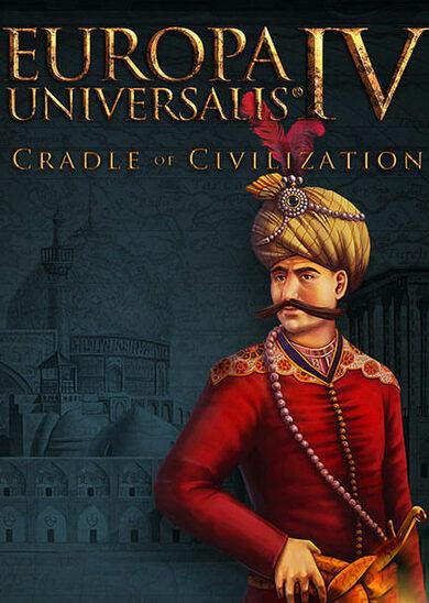 Europa Universalis IV - Cradle of Civilization (DLC) Steam Key GLOBAL фото