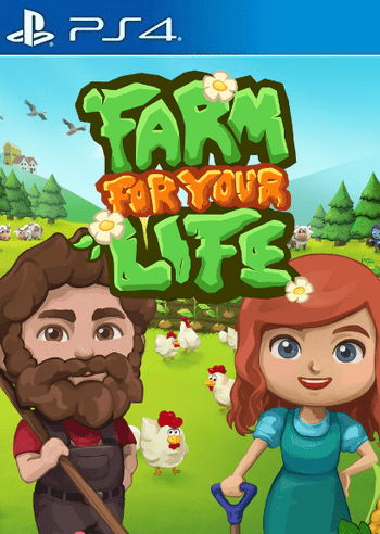 Farm for your Life (PS4/PS5) PSN Key EUROPE