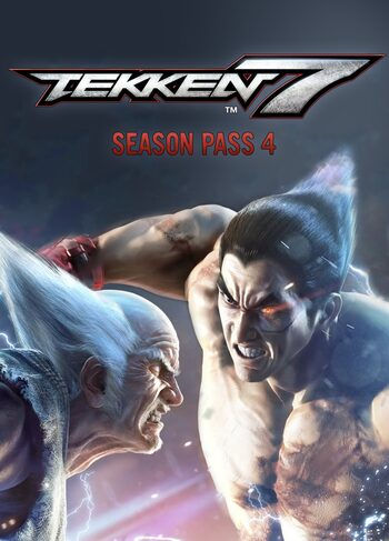 TEKKEN 7 - Season Pass 4 (DLC) Steam Key GLOBAL