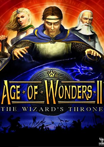 Age Of Wonders II: The Wizard's Throne Steam Key GLOBAL