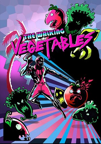The Walking Vegetables Steam Key GLOBAL