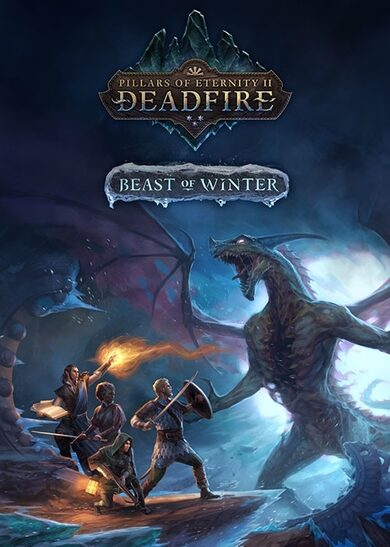 Pillars of Eternity II: Deadfire - Beast of Winter (DLC) Steam Key GLOBAL