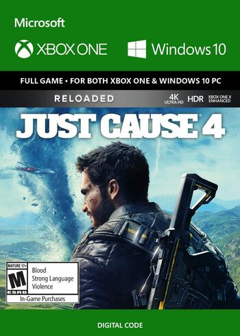 Just Cause 4 (Reloaded Edition) (Xbox One) Xbox Live Key UNITED STATES