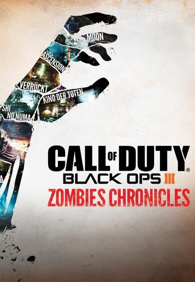 Call of Duty Black Ops III: - Zombies Chronicle (DLC) Steam Key GLOBAL