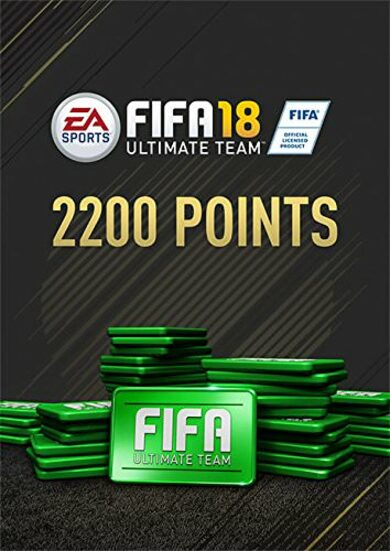 Fifa 18 - 2200 FUT Points Origin Key GLOBAL