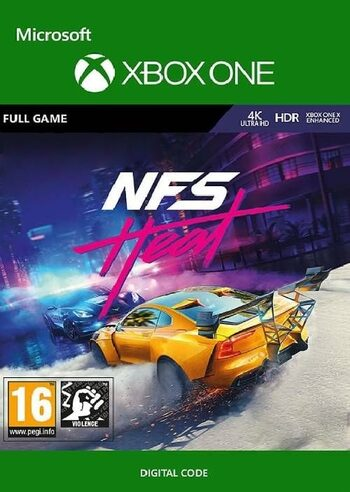 Need for Speed: Heat (Standard Edition) (Xbox One) Xbox Live Key EUROPE