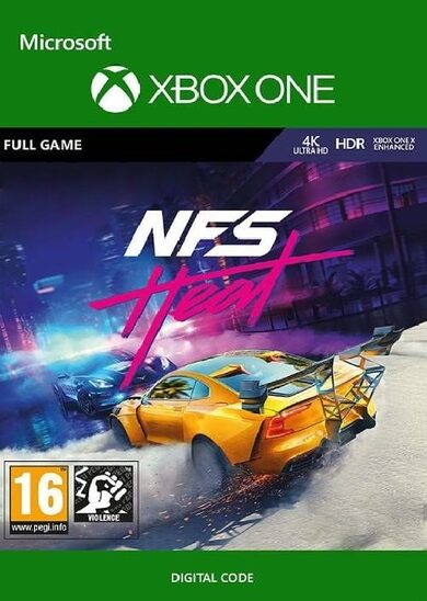 Need for Speed: Heat (Standard Edition) (Xbox One) Xbox Live Key UNITED STATES
