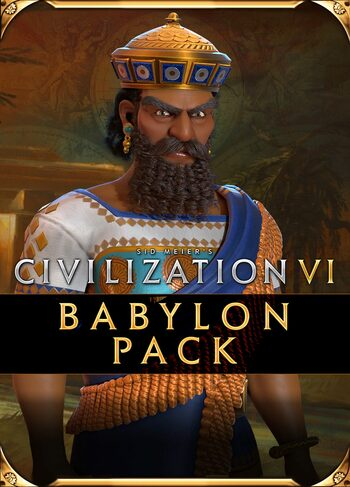Sid Meier's Civilization VI - Babylon Pack (DLC) Steam Key GLOBAL