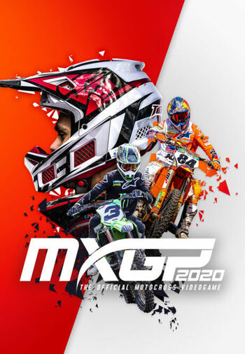MXGP 2020 - The Official Motocross Videogame Steam Key GLOBAL