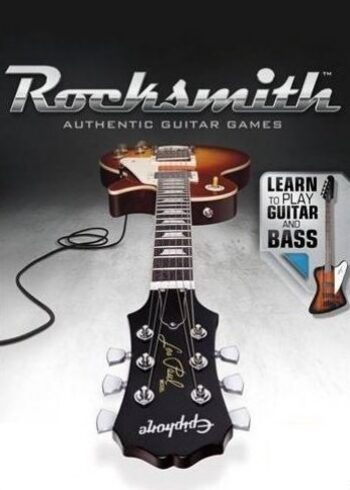 Rocksmith™ Steam Key GLOBAL