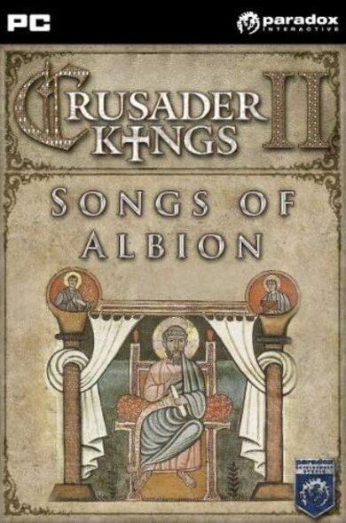Crusader Kings II - Songs of Albion (DLC) Steam Key GLOBAL