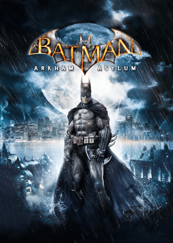 Batman: Arkham Asylum (GOTY) Steam Clave GLOBAL