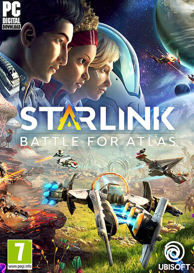 Starlink: Battle for Atlas Uplay Key GLOBAL
