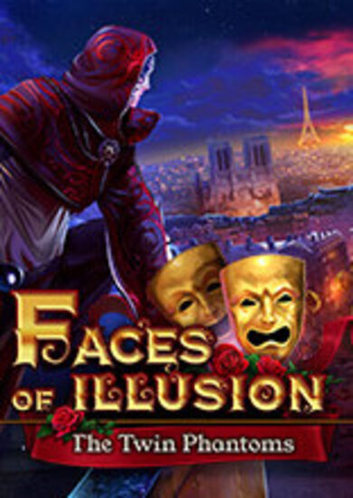 Faces of Illusion: The Twin Phantoms Steam Key GLOBAL
