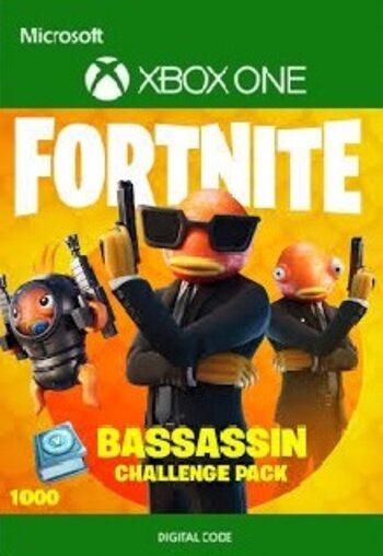 Fortnite Bassassin Challenge Pack + 1,000 V-Bucks Challenge (DLC) (Xbox One) Xbox Live Key UNITED STATES