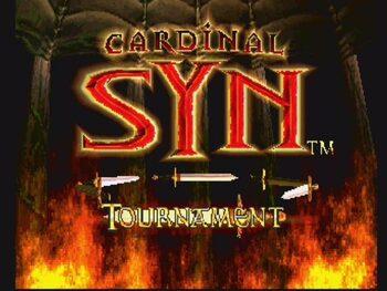 Cardinal Syn PlayStation